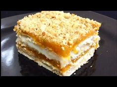 Balkamaklı Muhallebili Bisküvili Pasta Enfes Bir lezzet bera tatlidunyasi - YouTube
