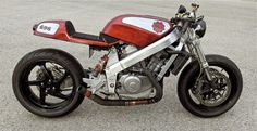 HONDA NT650 HAWK - NEWHOUSE SPEED SHOP - INAZUMA CAFE RACER