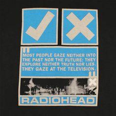 Radiohead Artwork