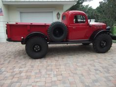 Hemmings Find of the Day – 1948 Dodge Power Wagon | Hemmings Daily