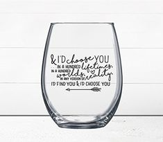 Valentine's Day Gift - Wine Glass - Love Quotes - I'D CHO... https://www.amazon.com/dp/B07958HFZR/ref=cm_sw_r_pi_dp_x_OVlCAbBJGZ4JX