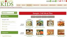 Click to Download our Sample 7 Day Meal Plan