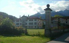 Villa veneta nel feltrino Belluno Dolomiti Veneto Italia