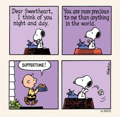 Charlie Brown and Snoopy Snoopy Comics, Snoopy Cartoon, Peanuts Cartoon, Peanuts Comics, Happy Comics, Snoopy Love, Snoopy And Woodstock, Peanuts Snoopy, Charlie Brown And Snoopy
