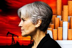 The holier-than-thou Green Party candidate rails against big carbon, big banks, big pharma—while Stein holds substantial investments in them.