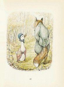 Juvenile - Beatrix Potter - Jemima Puddle Duck 2