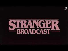 STRANGER BROADCAST - YouTube Advertising, Ads, Netflix, Creativity, Youtube, Bronze, Youtubers