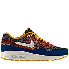 buy online c0e82 ebb79 Just customized and ordered this Nike Air Max 1 Premium Pendleton iD  Women s Shoe from NIKEiD.