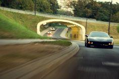 Automotive photography by Karol Sidorowski, via Behance Automotive Photography, Chevrolet Corvette, Poland, My Photos, Country Roads, Behance