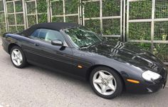 1996 #Jaguar #XF8 #Convertible (Code 1982) 3 owners. 3996cc. #Automatic+/- Visit our website. www.mymotors.com.hk/vehicle_view.php?id=2077 Like our fanpage. Thanks. www.facebook.com/MYmotors #cars #Car #MYM #MYMCars #HongKong #HK #Black