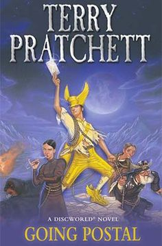 Discworld - An entire series I need to read from start to finish.