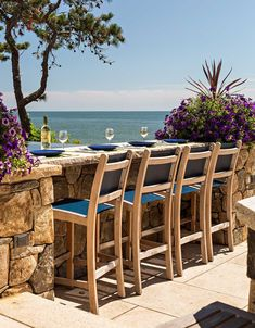 New Seabury Project : Sudbury Design Group Outdoor Stone, Plunge Pool, Outdoor Furniture Sets, Outdoor Decor, Landscape Design, Custom Design, Nantucket, Backyard, Entertaining