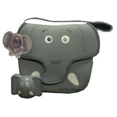 I got this lunch tote this weekend at Target. I love elephants. This is so cute and even has a little tail on the back.