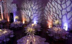Wedding Lighting @ http://fresno-weddings.blogspot.com/2012/04/wedding-reception-lighting-ideas.html