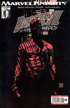 Daredevil. Marvel knights #65