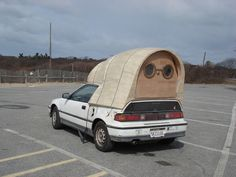Jay Nelson - Camper car