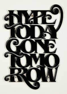 Typography Designs Inspiration