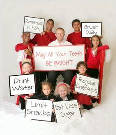 Dentist Christmas Card Ideas. Walnut Creek Pediatric Dentistry - pediatric dentist in Walnut Creek, CA @ www.walnutcreekpediatricdentistry.com