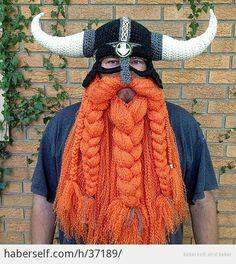 Yaratici bir Viking bere