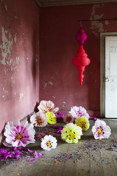 fLores giGantes / giAnt bLooms