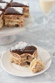 Ciasto malibu