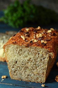 łatwy chleb zcukinią iorzechami Banana Bread, Good Food, Recipes, Cakes, Bread, Food Recipes, Rezepte, Pastries, Torte