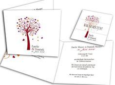 Hochzeitseinladungen - Lovetree