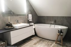 Condo Decorating, Bathtub, Bathroom Ideas, Bathrooms, Standing Bath, Bathtubs, Bathroom, Bath Tube, Full Bath
