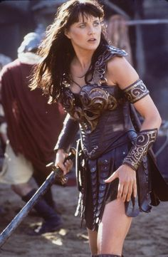 Still of Lucy Lawless in Xena: Warrior Princess (1995)