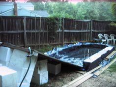 Picture of DIY Backyard Water Slide