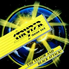 Caratula Frontal de Stryper - The Yellow And Black Attack!