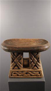 Okou stool - north western Cameroon
