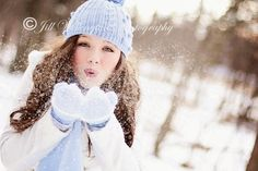 For Photographers: Winter Portraits