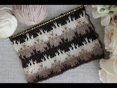 Knitting Machine Patterns, Knitting Videos, Baby Knitting Patterns, Knitting Stitches, Crochet Patterns, Knitting Daily, Yarn Organization, Yarn Crafts, Knitted Hats