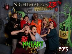 Find Your Photos | Nightmare on 13th | Haunted House | Nightmare On