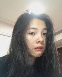 Korean Beauty Girls, Asian Beauty, Ulzzang Korean Girl, Aesthetic Girl, Girl Face, Tumblr Girls, Aesthetic Pictures, Asian Girl, Pretty