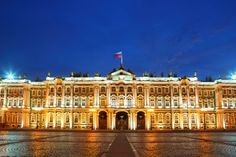 The State Hermitage Museum- St. Petersburg, Russia