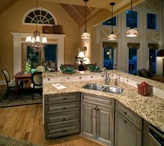 Another great article depicting the trends for kitchen countertops as we approach the new year.