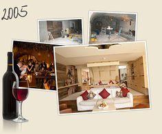 Landhaus-Suiten, Wein x1, SPA, #Geschichte - www.jungbrunn.at
