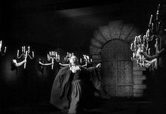 French Cinema | siochembio:     La belle et la bête, 1946, Jean...