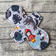 Your place to buy and sell all things handmade Daisy, Menstrual Pads, Cloth Pads, Disney Tangled, Little Red, Diy Clothes, Sewing Projects, Wings, Diapers
