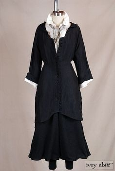Fall 2 2012 Look No. 5 | Vintage Inspired Women's Clothing - Ivey Abitz