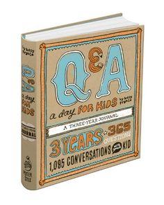 Q & A a Day for Kids: A Three-Year Journal by Betsy Franco, http://www.amazon.com/dp/0307952967/ref=cm_sw_r_pi_dp_N5YXsb02GPMCR