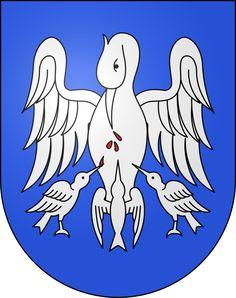 Coat of arms of Lavertezzo, Switzerland