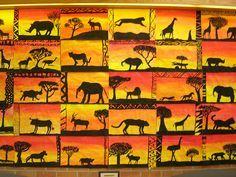 Kuvahaun tulos haulle african art for kids
