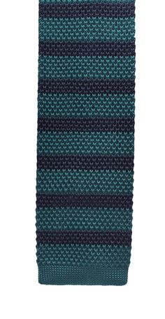 Green and Blue Square Knit - Rade Men's Wear