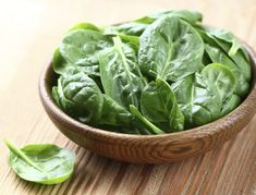 Foods_Boost Nitric Oxide Spinach