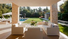 Beverly Hills Residence   Kirkpatrick Architects