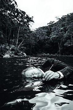 How Richard Roxburgh suffered for Joshua Yeldham's art  Read more: http://www.smh.com.au/entertainment/art-and-design/how-richard-roxburgh-suffered-for-joshua-yeldhams-art-20150224-13lrnn.html#ixzz3T8IfGDwe
