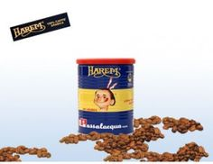 Ground 'Harem' #coffee in vacuum-sealed can, #Passalacqua. ...One thousand and one #Cups